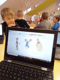 ITC vzdělávání pro předškoláky