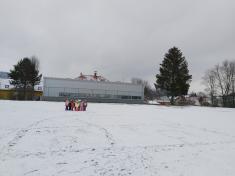 Zimní sporty Berušky